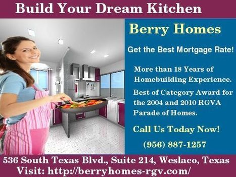 Build Your Dream Kitchen | We want to build your dream home | Scoop.it