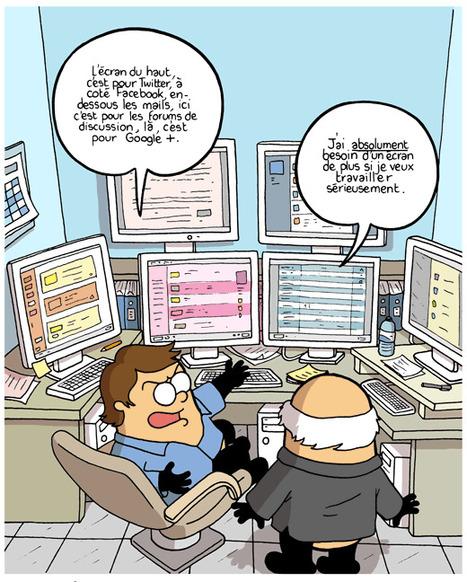 Méfiez-vous des réseaux sociaux | Tout le web | Scoop.it