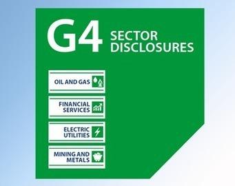 GRI-G4 - déjà 4 suppléments sectoriels disponibles | Développement durable et RSE | Scoop.it