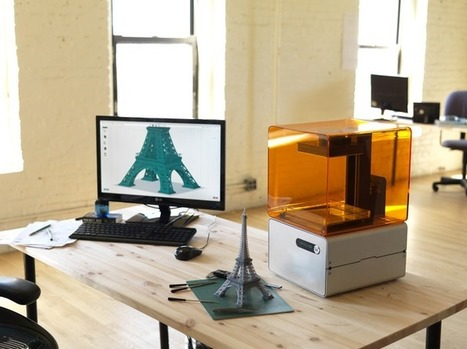 Company Sues Kickstarter Over 3D Printer Patent, Maligns 'Hackers And Makers' | Techdirt | Top CAD Experts updates | Scoop.it
