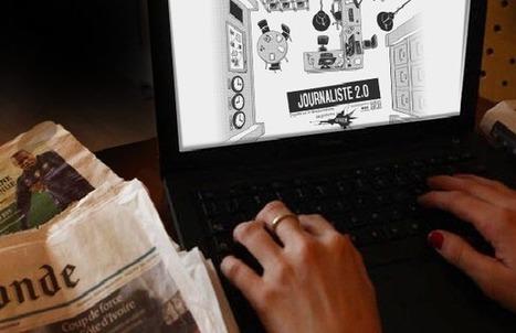 """""""Les nouveaux journalistes"""" : un documentaire et un webdoc sur l'avenir de la profession   Cabinet de curiosités numériques   Scoop.it"""