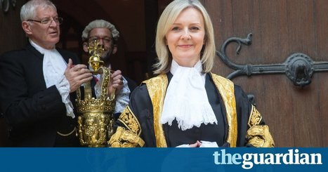 This row over Liz Truss as lord chancellor isn't about gender. It's about the law | Charles Falconer | Legal In General | Scoop.it