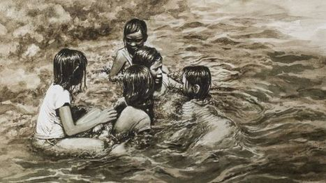 Filipino artists get dirty to highlight pollution in Manila's rivers..... | Art for art's sake... | Scoop.it