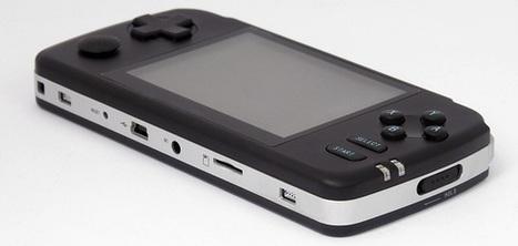 GCW-Zero, une console portable pour amateur de rétro   [OH]-NEWS   Scoop.it