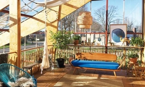 Living in a greenhouse: One family's experiment in sustainable living | Real Estate Plus+ Daily News | Scoop.it