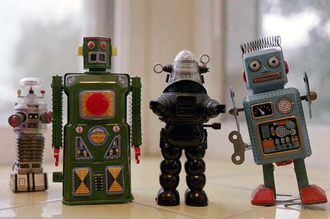 Robotique : 10 bonnes raisons pour soutenir Romeo | Contrepoints | Seniors | Scoop.it