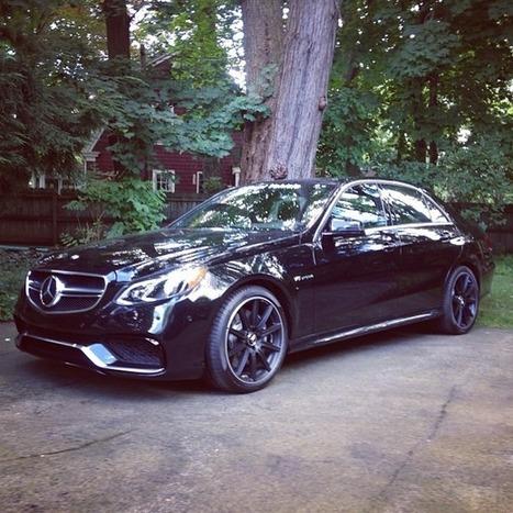 "Rickie Fowler's E63 ""Loaner Car"" | Carros | Scoop.it"