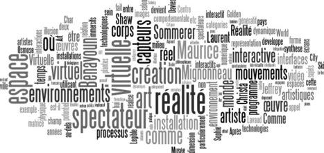 L'art numérique et la propriété intellectuelle | Bien fixer les éléments d'information | Arts Numériques - anthologie de textes | Scoop.it