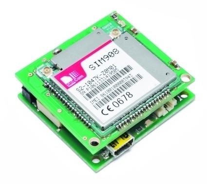 [no Arduino] Localizer with SIM908 module | Arduino progz | Scoop.it