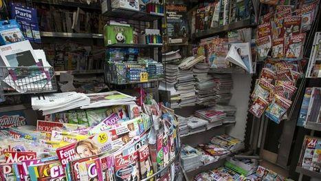 Net recul des ventes de magazines en 2013 | DocPresseESJ | Scoop.it
