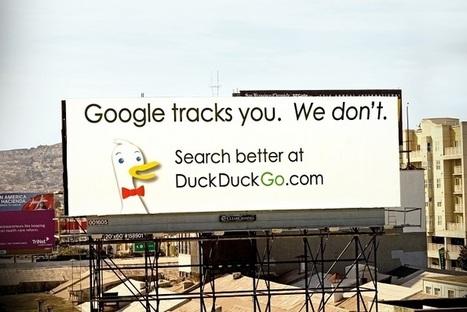 DuckDuckGo a maintenant 10 millions de requêtes par jour   Recherche d'information et bibliothéconomie   Scoop.it