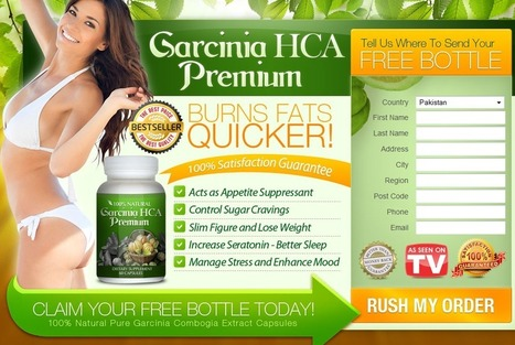 Garcinia HCA Premium and Colon Cleanse Total Review – Get Risk Free Trial | Julie Ortiz | Scoop.it