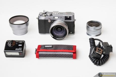 Fuji X100 / X100s / X100t Travel Kit | Ian MacDonald | Fuji X series | Scoop.it
