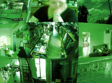 J'ai pris le CONTRÔLE de votre caméra et je vous ai retrouvés - Rue89   smart city   Scoop.it