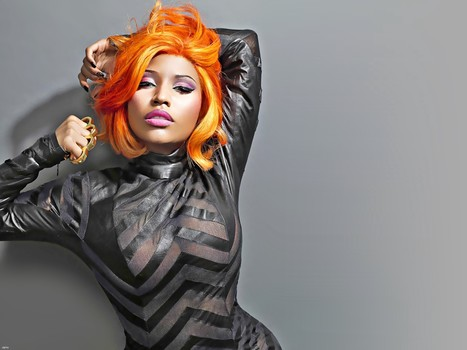 "Nicki Minaj ""I said what about them N*ggas?  She said What about them N*ggas"" New single HIGH SCHOOL 