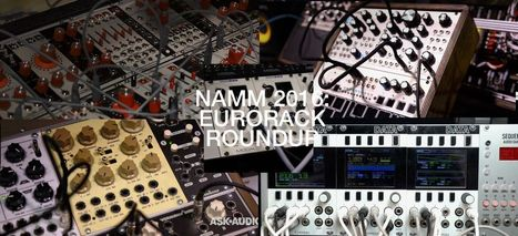 NAMM 2016: Eurorack Roundup With Vermona, Pittsburgh Modular, Verbos & | independent musician resources | Scoop.it