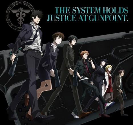 Psycho-pass: the best anime in 2012 | Fashion and Animation | Scoop.it