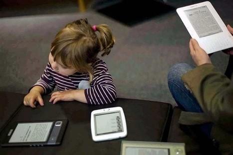 Ebooks : Les ventes de liseuses en forte baisse   Le livre numérique, danger pour le livre traditionnel ?   Scoop.it