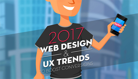 10 Web Design Trends That Will Rock 2017 | Red Website Design Blog | Information Technology & Social Media News | Scoop.it