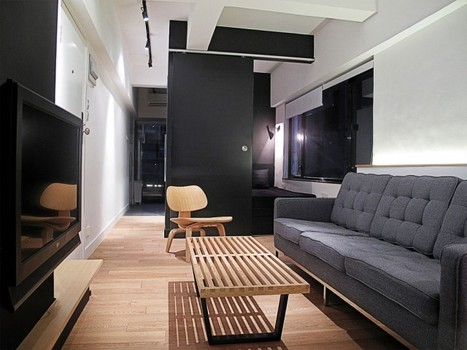 OneByNine | Invader apartment | arthitectural.com | Inspirational Ideas | Scoop.it