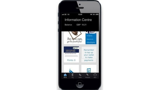 British start-up to take on American giants in the mobile wallet market  - Telegraph   Bank Of Me Vault   Scoop.it
