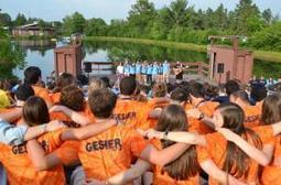 Six Reasons to Attend Jewish Summer Camp | Judaism in Today's World | Scoop.it