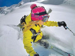 Helmet Camera Craze: Skiers Record their Own Runs - Twin Falls Times-News | photography and mobile stuff | Scoop.it