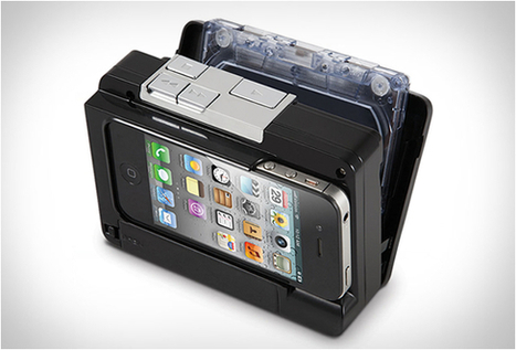 CASSETTE TO IPHONE CONVERTER   Gizmos and gadgets   Scoop.it