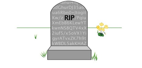 Everybody Dies: How to Preserve Your Digital Legacy | Center for Democracy & Technology | Digital Culture | Scoop.it