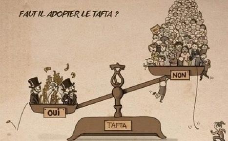 EN DÉPIT DE LA VOLONTÉ DES PEUPLES, LE PARLEMENT EUROPÉEN A DIT OUI AU TAFTA (TTIP) ! | Koter Info - La Gazette de LLN-WSL-UCL | Scoop.it