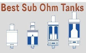 Best Sub Ohm Tanks To Buy For 2016 | Tobacco Solutions | Electronic cigarette reviews, news and coupons | Scoop.it