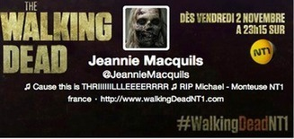 How social TV agency Darewin launched 'The Walking Dead' in France with a contagious campaign - Lost Remote | Social Media and TV | Scoop.it