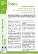 Mobilité durable : favoriser la pratique du vélo grâce aux démarches territoriales de développement durable. | Enjoy Développement Durable | Scoop.it