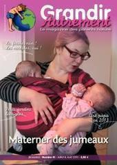 Grandir Autrement - Materner des jumeaux | Parent Autrement à Tahiti | Scoop.it