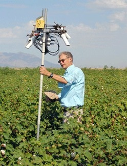 Remote sensing gives satellite's view of water use - TriValley Central | Remote Sensing News | Scoop.it