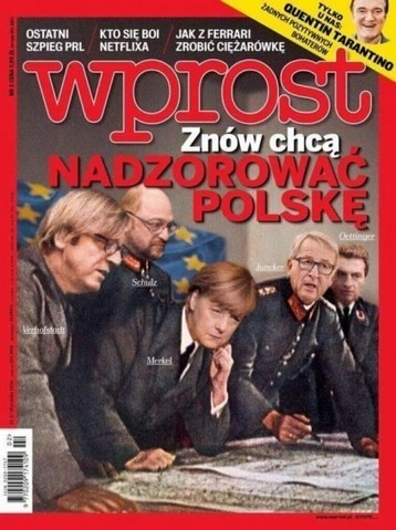 "After Poland Compares EU To Nazis, Brussels Launches ""Unprecedented"" Review Of Polish Media Laws 