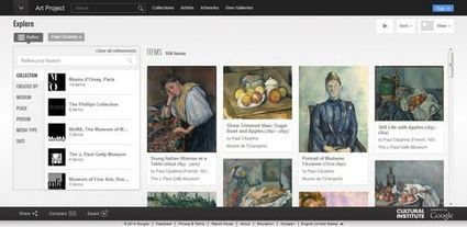 Research Update: How to Do an Online Exhibition? | museum-relevant | Scoop.it