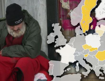 La pauvreté dans l'Union Européenne | Conny - Français | Scoop.it