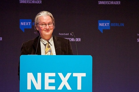 Bruce Sterling: the joy and danger of the future | Designing  service | Scoop.it