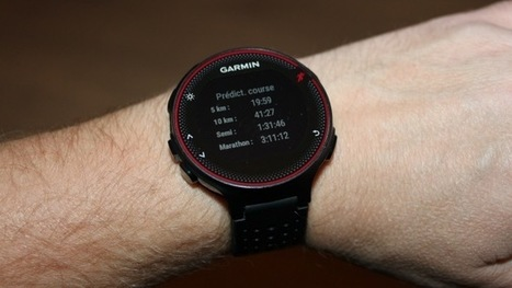 Garmin Forerunner 235 : Le test - Globe Runners | materiel course à pied | Scoop.it