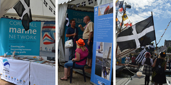 Cornwall Marine Network Delegates Attend Breton Festival to Promote Cross-Channel Links - Cornwall Marine Network | Channel Marine Academy | Scoop.it