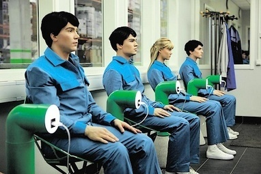 Le robot aménagé- Ecrans | Bib & numérique | Scoop.it