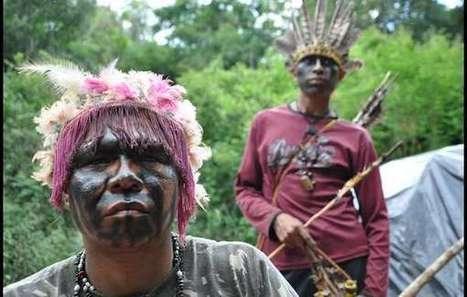 La mort d'un adolescent suscite la colère des Guarani | Shabba's news | Scoop.it