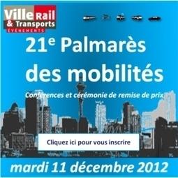 Les gagnants du palmarès 2012 des mobilités | great buzzness | Scoop.it