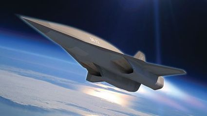 Le SR-72, un avion hypersonique en projet   Military news   Scoop.it
