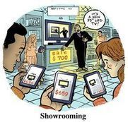 "Darty & Sephora : "" Le showrooming ? Même pas peur ! "" 