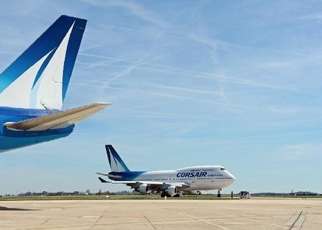 Corsair annonce 5.500 sièges supplémentaires en juillet et août - Zinfos 974 | News des Compagnies Aériennes de l'Océan Indien | Scoop.it