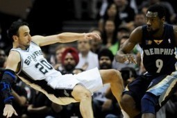 NBA Flopping: Gamesmanship or Cheating?   Sports Ethics   Scoop.it