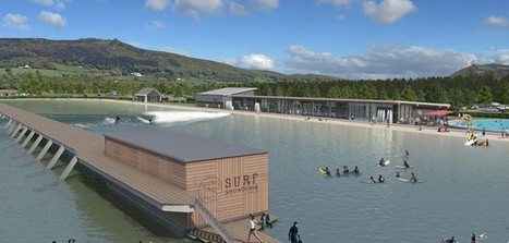 LA CONSTRUCTION DU WAVE GARDEN SURF SNOWDONIA A DÉBUTÉ | Sport Business | Scoop.it