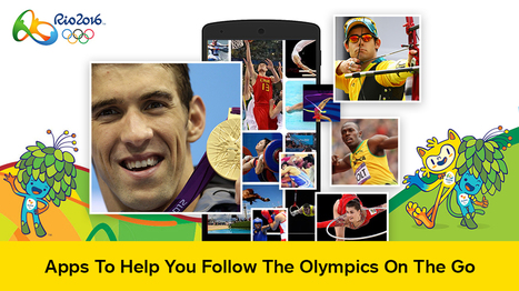 Apps for Olympics: Rio 2016 - Openxcell   Latest Technology Trends   Scoop.it